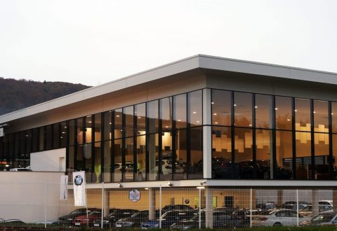 Concession BMW – Lons-le-Saunier