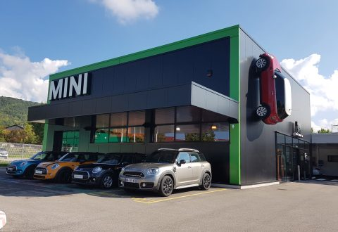 Garage Mini – Lons-le-Saunier